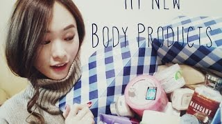 My New Body Products (2014Winter) Thumbnail