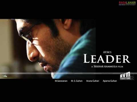 leader telugu movie  song instrumental.