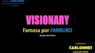 Visionary - Farruko (Karaoke) thumbnail
