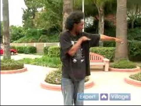 Break Dancing Video Lessons : The Tut Breakdancing Move