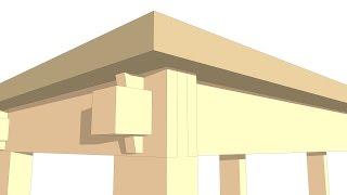 SketchUp workbench part I - modeling