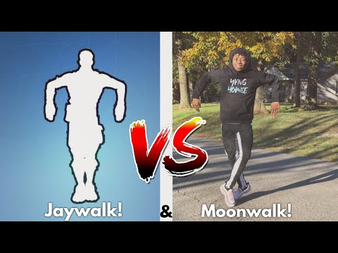 HOW TO JAYWALK & MOONWALK DANCE! | Dance Tutorial! | @YvngHomie