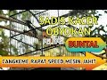 Sadis Baru Beli Obyokan Speed Mesin Jahit Kacer Baru Pelapis Buntal Mr Ganepo  Mp3 - Mp4 Download