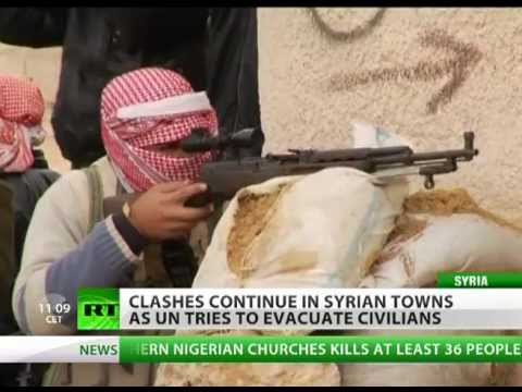 Shades of Blood: One-sided Syria war media biggest barrier to peace