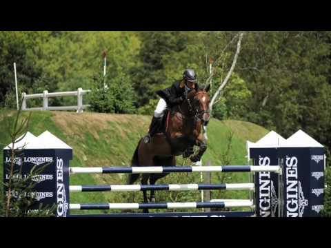 Showjumping - Guy Williams Torinto Horse Profile -June 2011