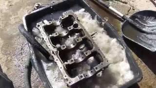 Гараж 56: Мойка двигателя.