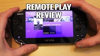 Video PlayStation 4 Remote Play with PS Vita review - Androidizen download MP3, 3GP, MP4, WEBM, AVI, FLV Juni 2018