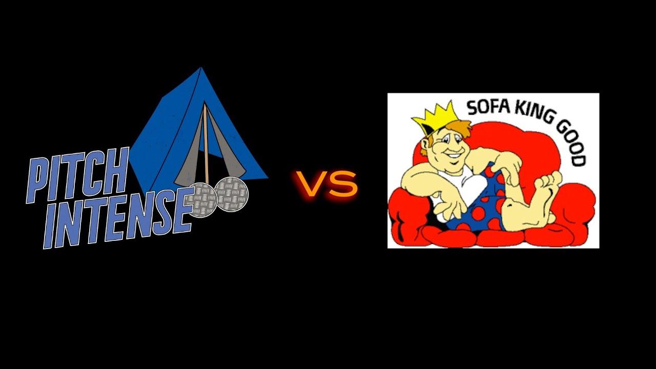 Sofa King Good VS Pitch Intense Semifinals FC 2015