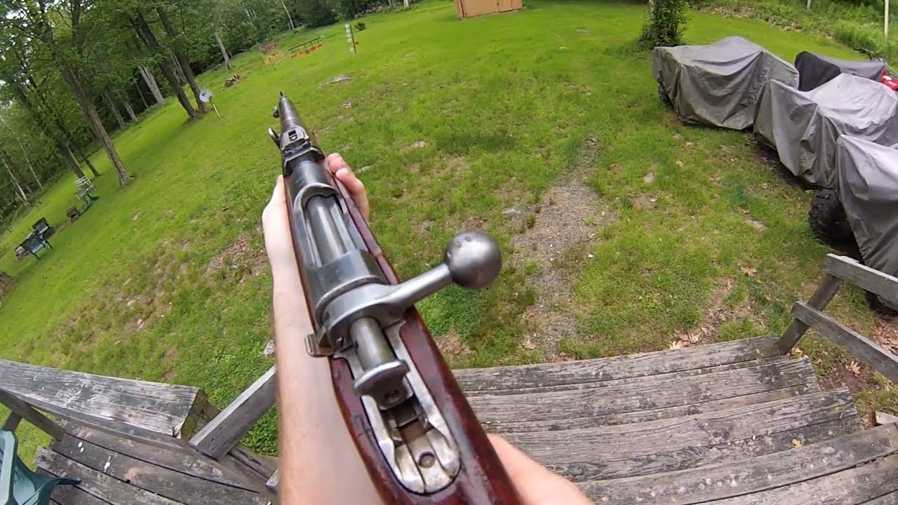 Steyr M95 (Gewehr M95)
