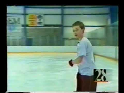 In 2002 Adam Rippon, At Age 12, Tried To Teach Me To Skate