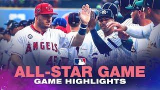 Shane Bieber wins MVP as AL tops NL, 4-3 | NL-AL Game Highlights 7/9/19