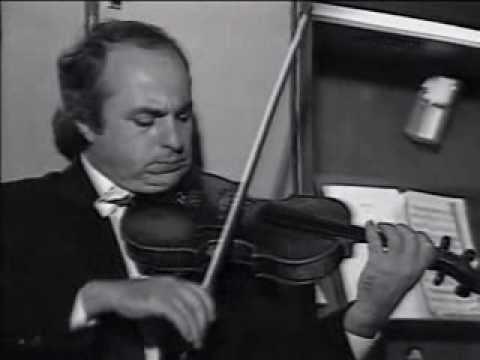 Гендель Георг Фридрих - Анданте для скрипки и клавесина ля минор