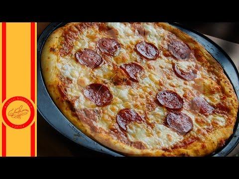 Доставка пиццы в Набережных Челнах на дом - «РОКНРОЛЛЫ»