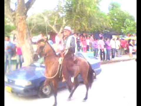 SAN PEDRO SUCRE COLOMBIA CABALGATA ENERO 7 2010 (PARTE 2)