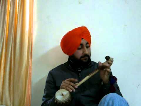 How To Play Tumbi - Punjabi Folk Instrument