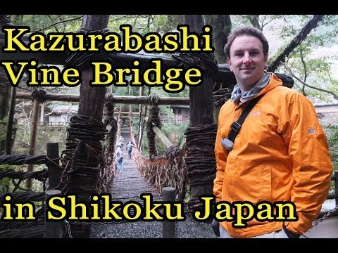 Kazurabashi Vine Bridge Travel Guide