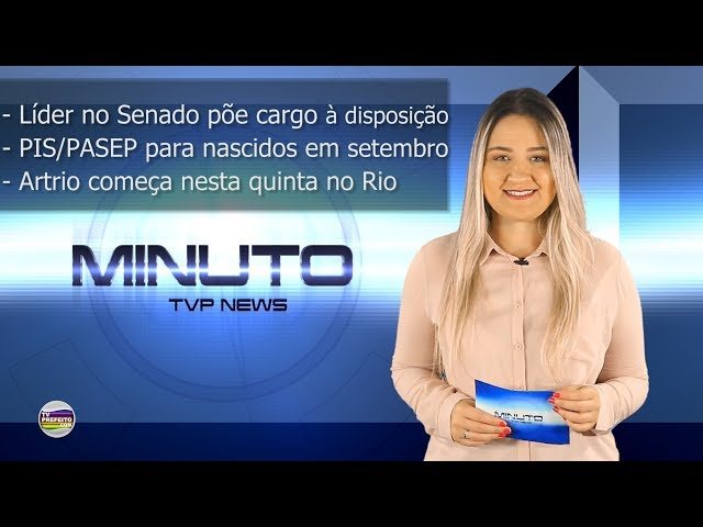 MINUTO TVP NEWS 19/09/2019 - AS NOTÍCIAS EM DESTAQUE DO DIA
