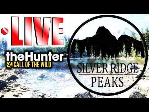 Silver Ridge Peaks Release Day Hunt! LIVE