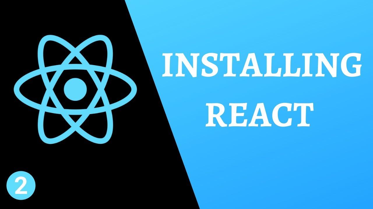 React Installation (create-react-app NPX) & VS Code Environment Setup (Ep. 2)