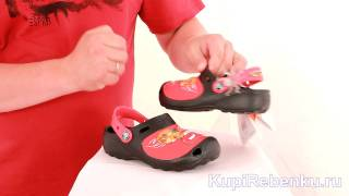 Тачки Обувь CROCS Kids Blackred(, 2011-08-09T13:55:37.000Z)