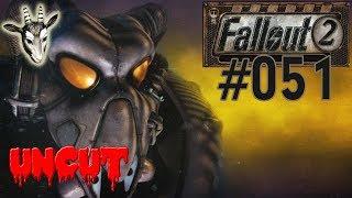 #051 ● Bisschen plündern in Bunkerstadt ● Fallout 2 [BLIND/UNCUT]