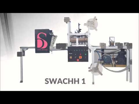 Low Cost Sanitary Napkin Machine India