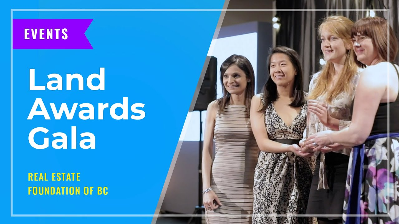 EVENTS: REFBC's Land Awards Gala