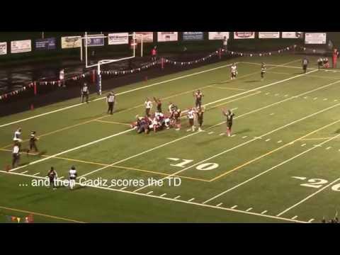 Prairie vs. Hudson's Bay football highlights