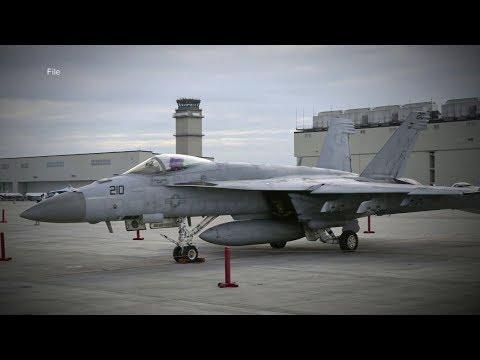 2 US warplanes crash off Japan coast; 1 dead, 5 missing | ABC7
