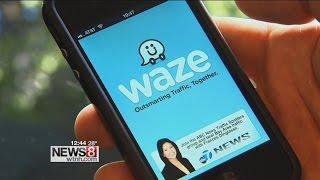 US sheriffs expand concerns about Waze mobile traffic app