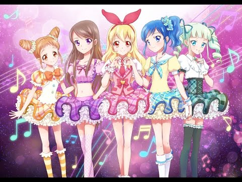 Idol Activity! - Aikatsu Insert - Karaoke