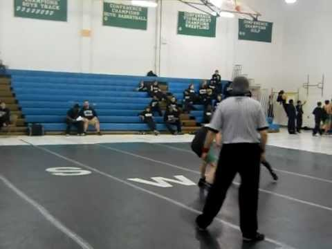 Southwest Middle School vs Welborn Middle School-Noah Sabo 12/12/11