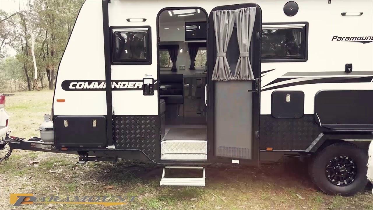 New Caravans - Paramount Caravans