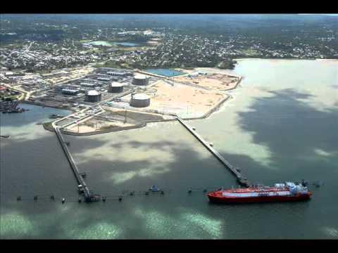 PDVSA quiere enviar parte de su gas a las plantas de Trinidad y Tobago