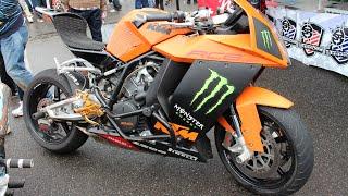 Xtreme BIKE KTM Sportmotorcycle AG KTM・1190rc8 【Shinsuke Kinoshita】