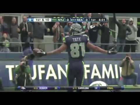 Blue & Green Seahawks Anthem Video