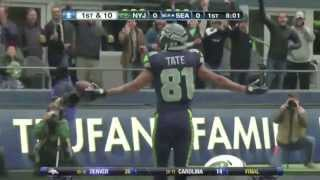 Blue & Green Seahawks Anthem Video