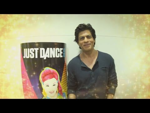 Just Dance meets Bollywood with global superstar Shah Rukh Khan