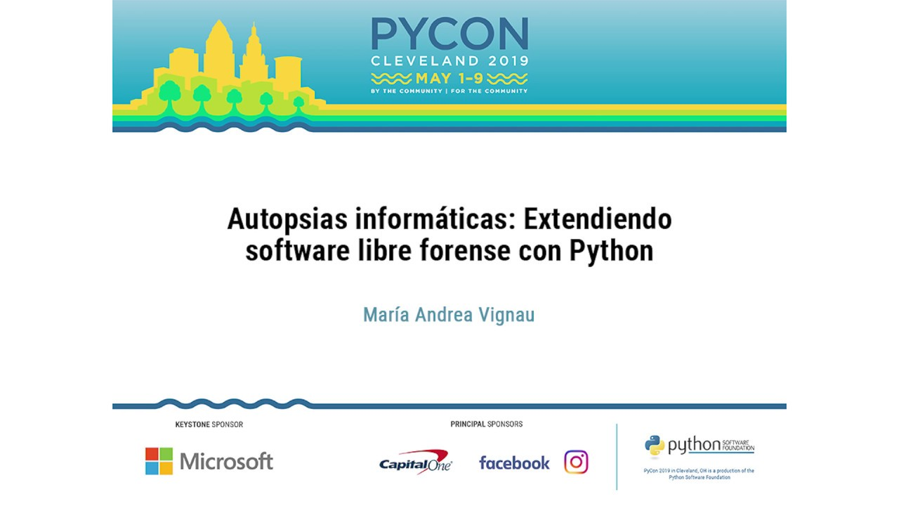 Image from Autopsias informáticas: Extendiendo software libre forense con Python