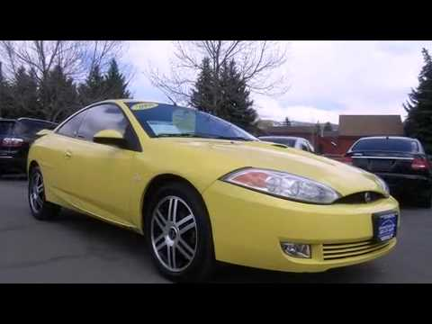 2001 Mercury Cougar V6 In Jackson Wy 83001 Youtube