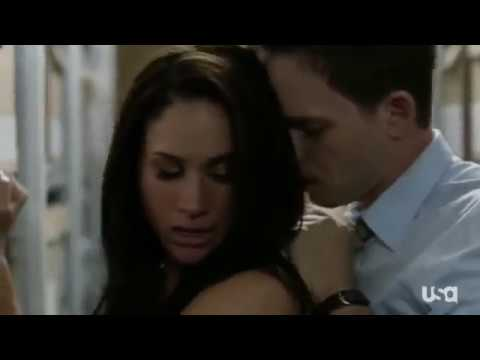 Suits - Rachel Zane and Mike Ross- Make Love