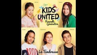 Facebook live  Kids United Nouvelle Génération