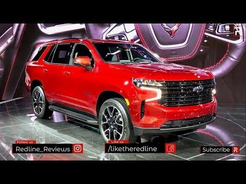 2021 Chevrolet Tahoe/Suburban – Redline: First Look – 2020 Chicago Auto Show