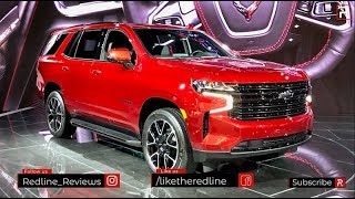 2021 Chevrolet Tahoe/Suburban – Redline: First Look – 2020 Chicago Auto Show