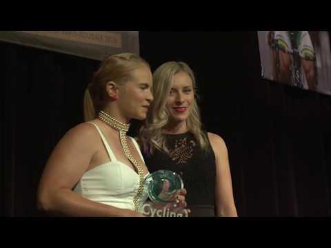 #OppyMedal - Tracey Hannah - Female MTB of the Year