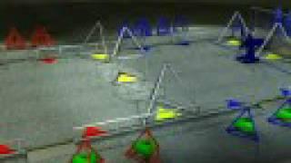 FIRST Robotics 2005 Game Animation