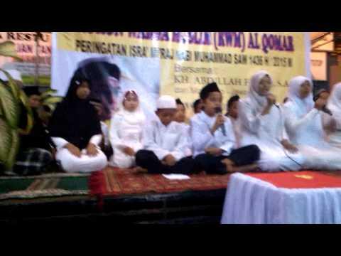 Santri TPQ AL-QOMAR Denpasar ( Assalamu 'Alaik )