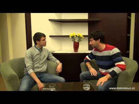 Pavel Moric v talkshow Tomáše Lukavce, 27.3.2014