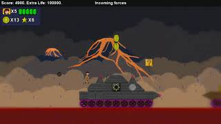Platform Builder | Invasion: Going Personal | Incoming Forces