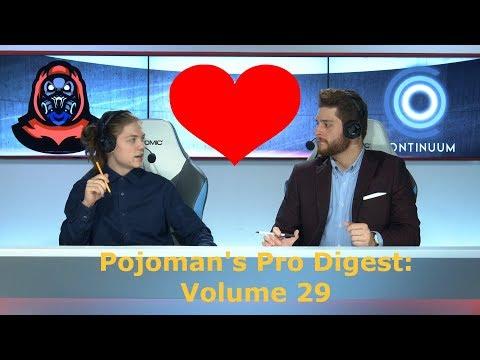 Pojoman's Pro Digest: Volume 29 (Thanks BK 201)
